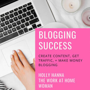 eBook on Blogging Success