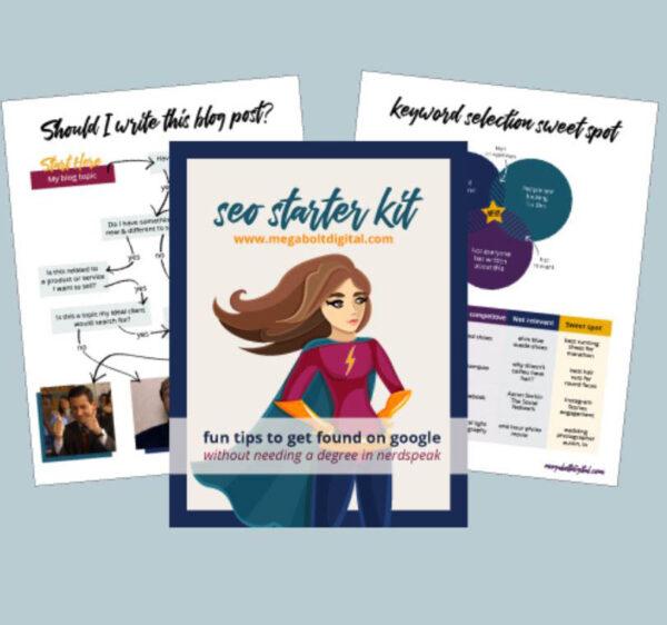 Seo Starter kit_Inside - Business tools and freebies on Maroon Oak