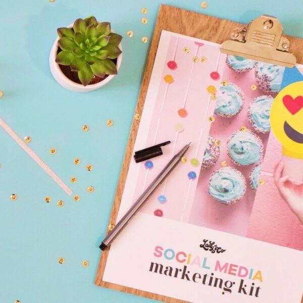 Social media marketing free kit