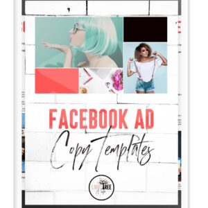 Facebook high converting ad copy template