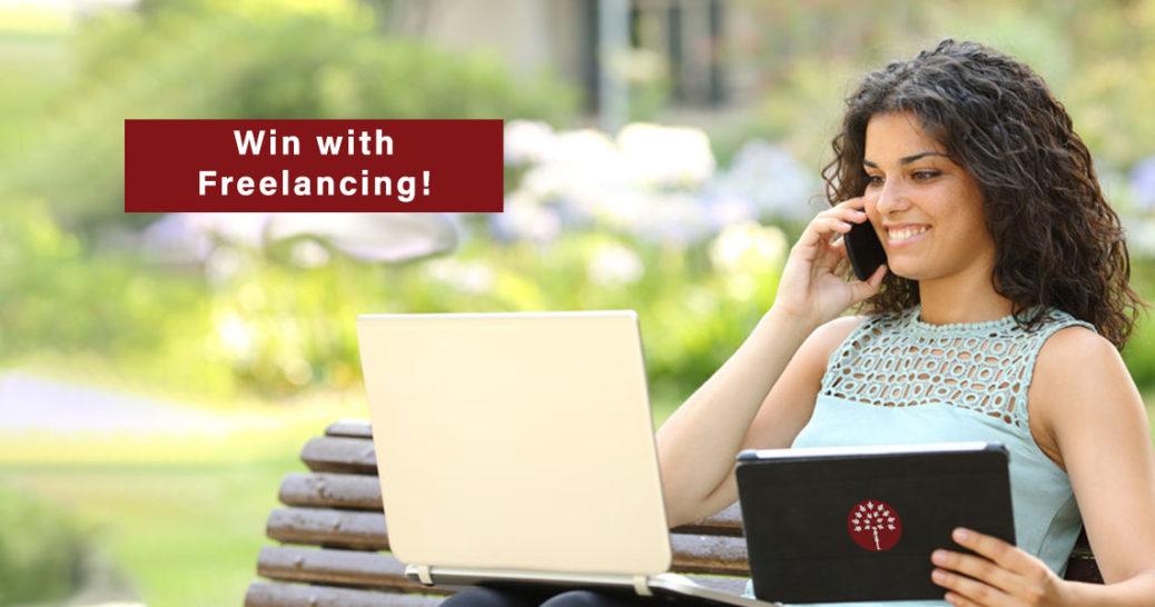 Surefire ways and websites to land Freelance Work