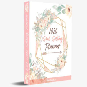 2020 Goal setting planner - Business Tools and Freebies on Maroon Oak