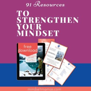 91 resources - books, blogs, podcasts, and videos for your mindset! Business Tools and Freebies