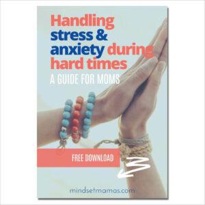 Handling stress & anxiety_Business Tools & Freebies on Maroon Oak