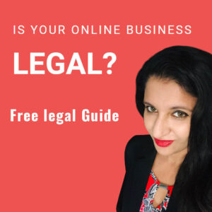 Free legal guide-Business Tools & Freebies on Maroon Oak