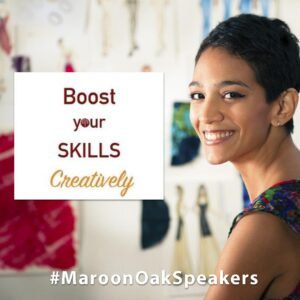 Boost your skills creatively- Business Tools & Freebies on Maroon Oak