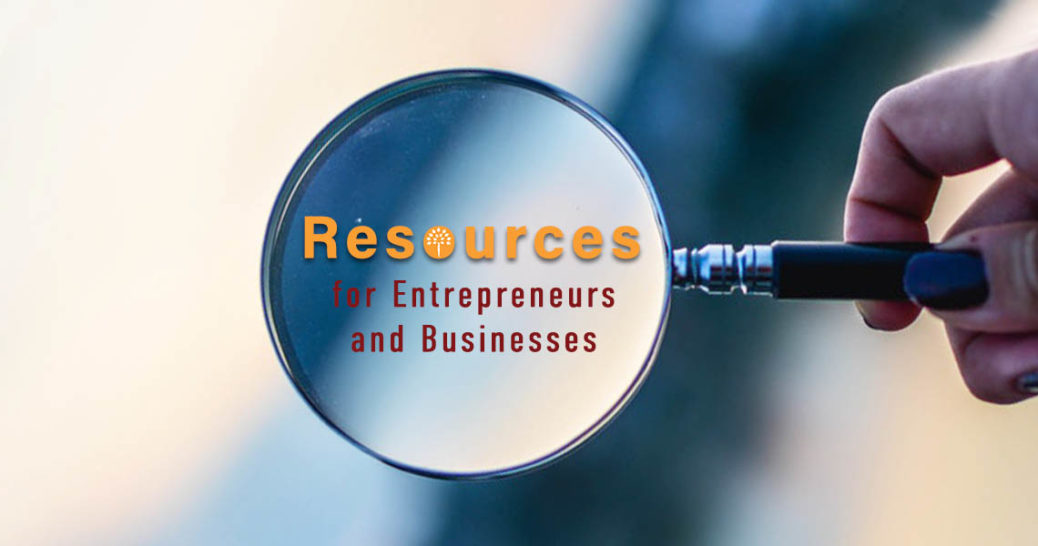 Resources for entrepreneurs to support your business