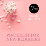 Pinterest Course-Business Tools & Freebies on Maroon Oak