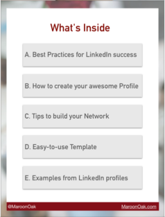 How to Create your Standout LinkedIn Profile!