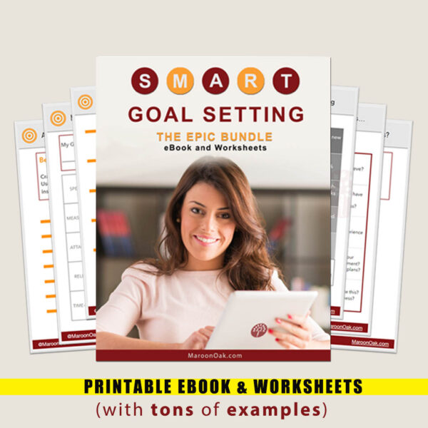 Make your Goals SMART with this Ultimate Goal Setting Handbook