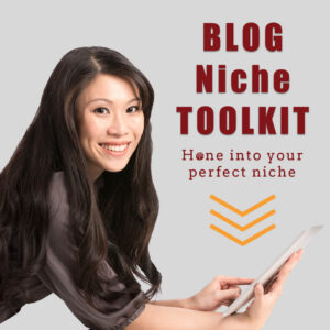 Find your Blog Niche Toolkit