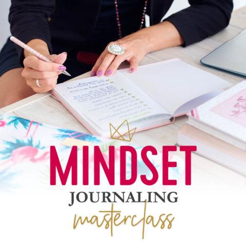 Mindset journaling- Business tools & Freebies on Maroon Oak