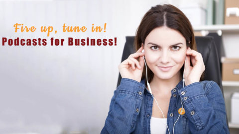 12 best Podcasts for women bloggers and entrepreneurs