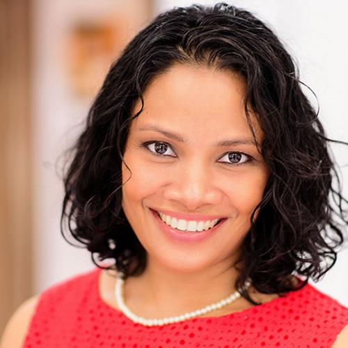 Rowena Morais- author