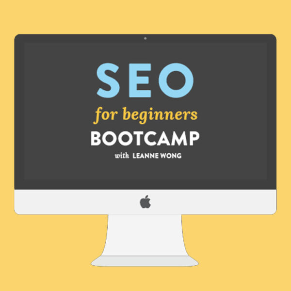 SEO for Beginners Bootcamp - Business tools & Freebies on Maroon Oak
