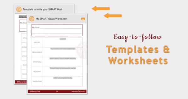Ultimate SMART Goals Handbook - with SMART Goals Examples